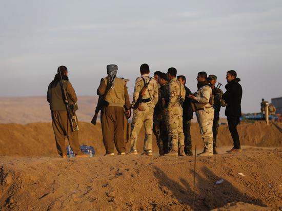 Курдские формирования наступают на оплот террористов в Сирии