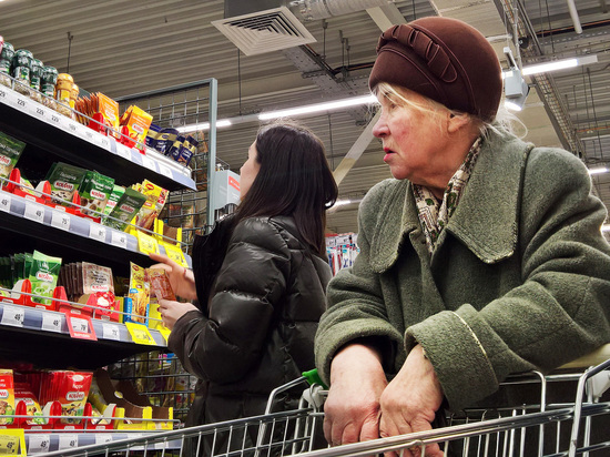Стала известна сумма, на которую малоимущим россиянам раздадут продуктовые талоны