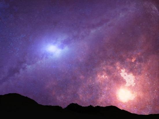 Таковой объявлены частые вспышки на звезде