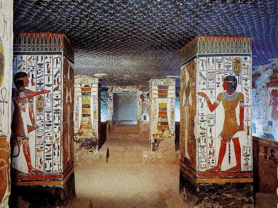 Гробница Нефертари скоро будет доступна в 3D