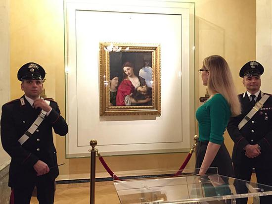 Выставку Тициана, Тинторетто и Веронезе в Пушкинском застраховали на миллионы