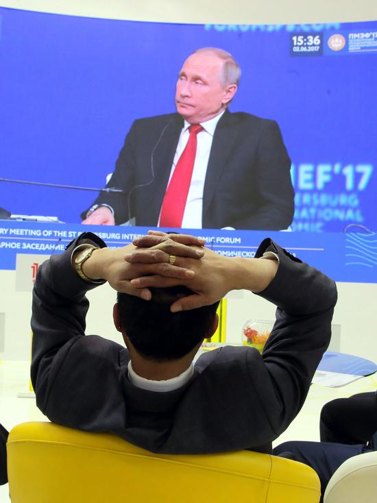 «Вольно!». Петербург подводит итоги ПМЭФ