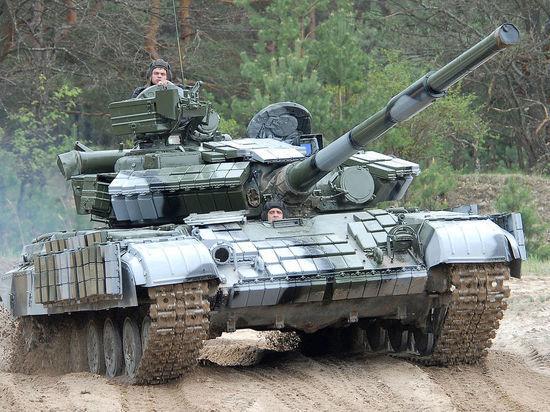 Украинские военные ведут наступление на Луганском направлении с утра
