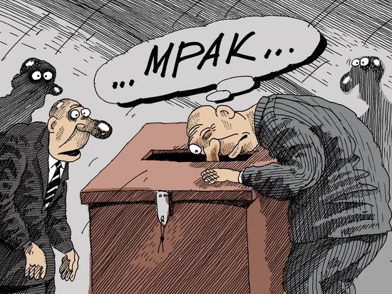Воронежские чиновники готовятся к выборам