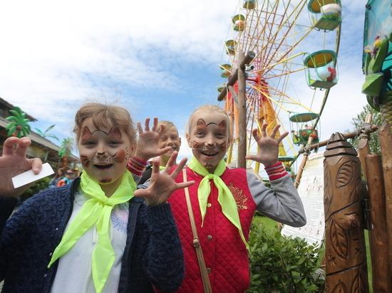 В Красноярске прошли торжества в честь почётного гражданина города