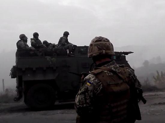 ЛНР: до десяти украинских военных убиты при попытке наступления