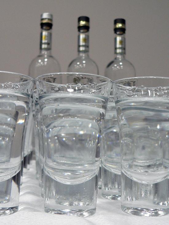 Москва попала в число самых пьющих регионов России