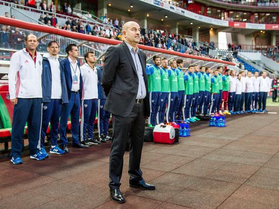 Сборная России сыграла вничью с командой Чили: онлайн-трансляция