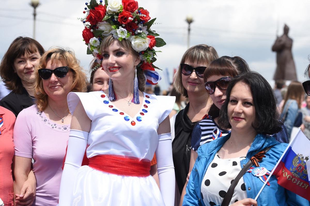 День России в «Гармонии» встретят праздничном фейерверком
