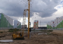 Детсад в микрорайоне «Бурнаковский» откроется до конца 2018 года