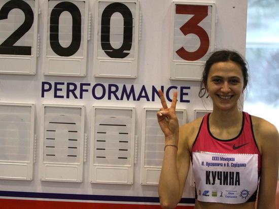 Мария Ласицкене триумфально вернулась на международный уровень