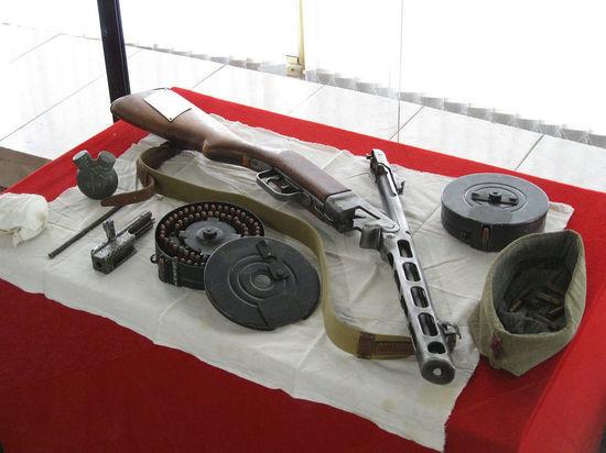 «Пистолет-пулемет Шпагина — легенда Второй мировой войны»