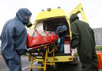 На учениях в аэропорту Уфы предотвратили угрозу распространения Эболы