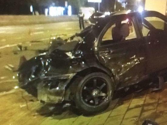 На юге Москвы полицейский сбил пешехода