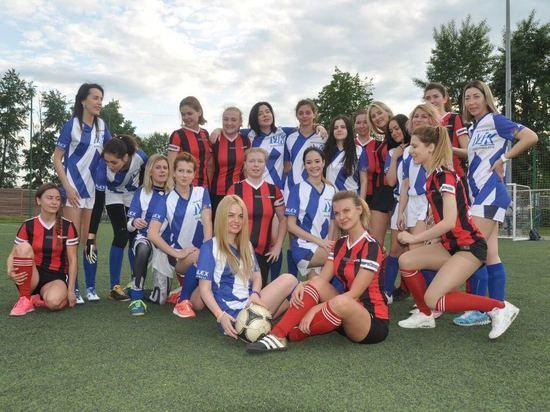 В Любительской женской футбольной лиге у «МК» – новые победы