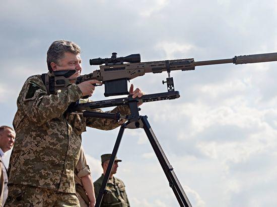 Порошенко готовит госпитали Донбасса к большой войне