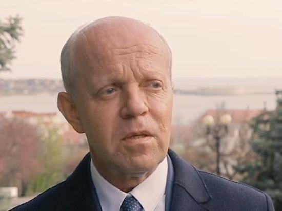 Виктор Резанов: