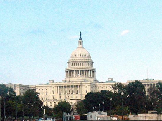 Теперь слово палате представителей конгресса