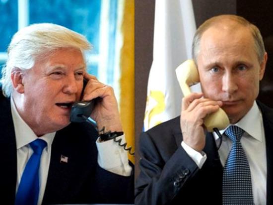 Путин: Мы симпатизировали господину Трампу и сейчас это делаем