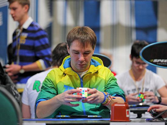 В Тамбове впервые пройдет чемпионат по скоростной сборке Кубика Рубика