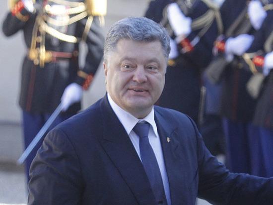 Путин пригвоздил Порошенко по-лермонтовски: пусть не расслабляется с «голубыми мундирами»