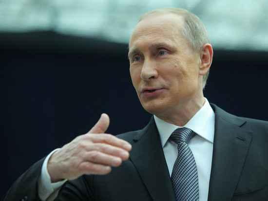 Путин ответил на вопрос о рождаемости из уфимской клиники