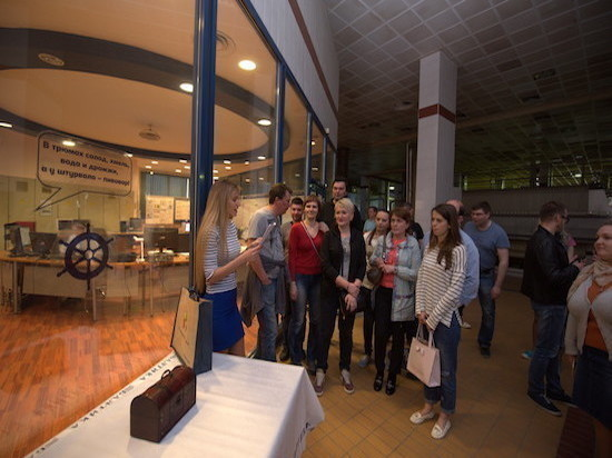 В субботу, 10 июня, многочисленные сюрпризы ждали посетителей всех пивоварен «Балтики» — от Санкт-Петербурга до Хабаровска