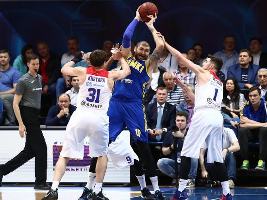 Баскетбол: с гегемонией ЦСКА покончит только «Финал четырех»