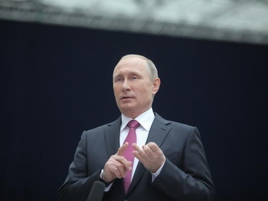 Путин рассказал о своих банковских счетах: «Чушь это все»