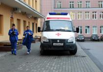 Очередной жертвой московского урагана стал житель Белоруссии