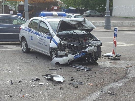 Подробности крупного ДТП с полицейскими: сильнее других пострадала пассажирка лихача
