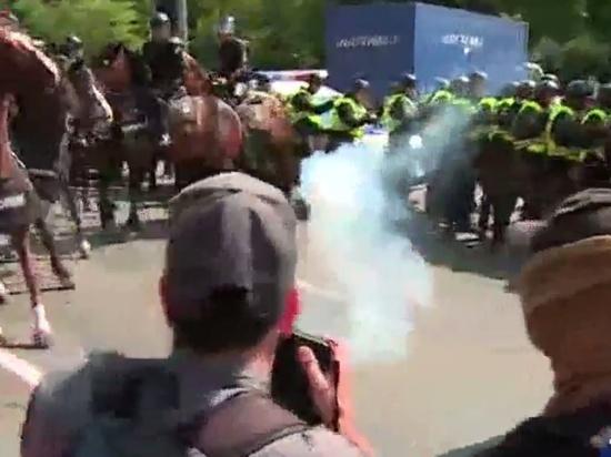 """""""Марш равенства"""" впервые полностью завершил свой маршрут"""