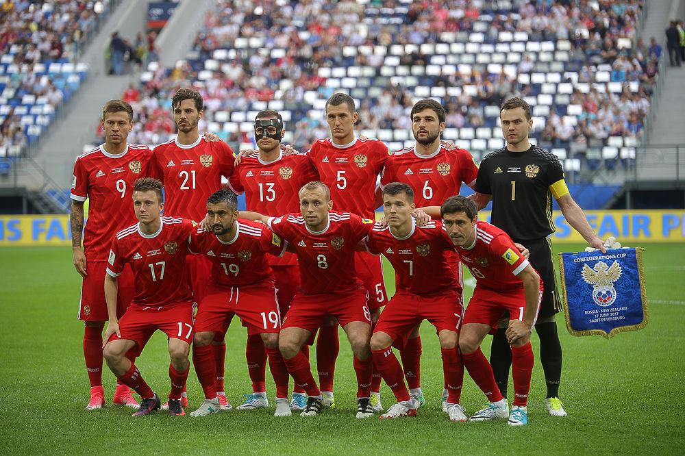 Игра Путина: сборная России на глазах президента открыла Кубок Конфедераций