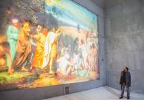 Знаменитую картину Иванова переосмыслили в Третьяковке при помощи «пылесоса»