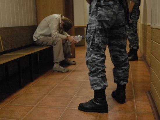 Петербургcкий «перец» для арестованных