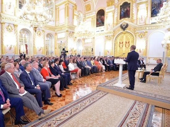 Встреча с Президентом России пройдет во вторник в Кремле