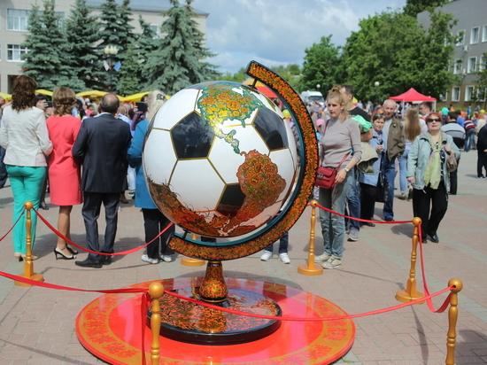 Фестиваль «Золотая Хохлома» прошел в Нижегородской области