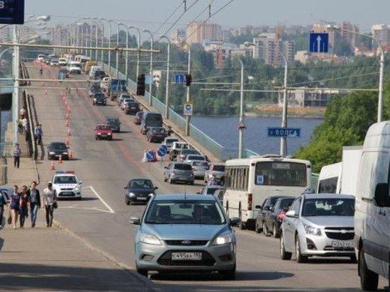 Автопешеходную переправу в Костроме скоро  перекроют