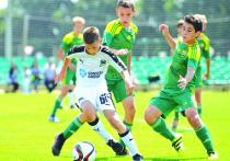 Какой он  детский футбол на Кубани