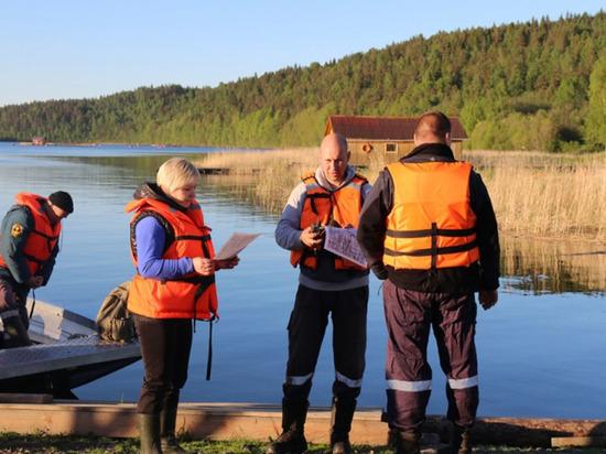 Спасатели ищут троих несовершеннолетних