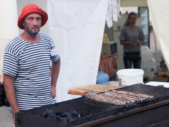 Рыбный фестиваль в Крыму: разрешенная барабулька и «Запрещенные барабанщики»
