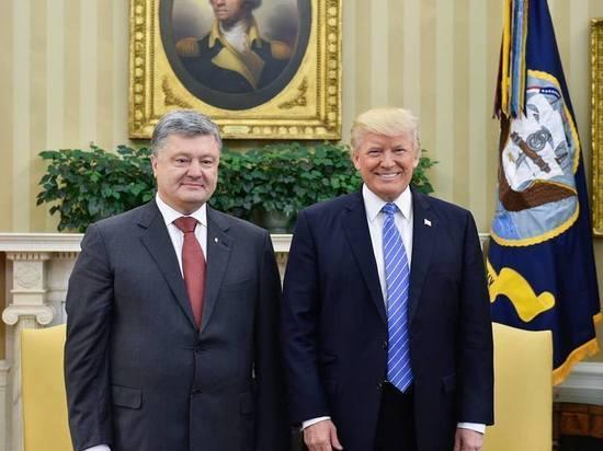 Президент США употребил слово Ukraine  с артиклем «the»