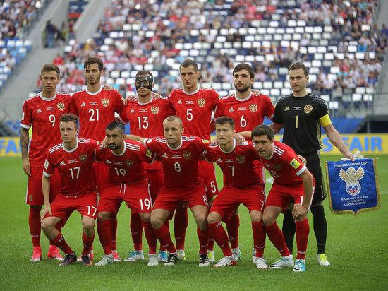 Подопечные Черчесова не смогли обыграть чемпионов Европы