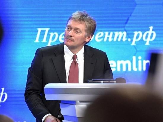 Песков опроверг сообщения об ошибке в видеоролике, показанном Путиным Стоуну
