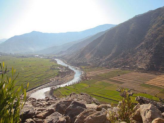 При выборе формы для афганских военных в Минобороны США доверились вкусу местных чиновников