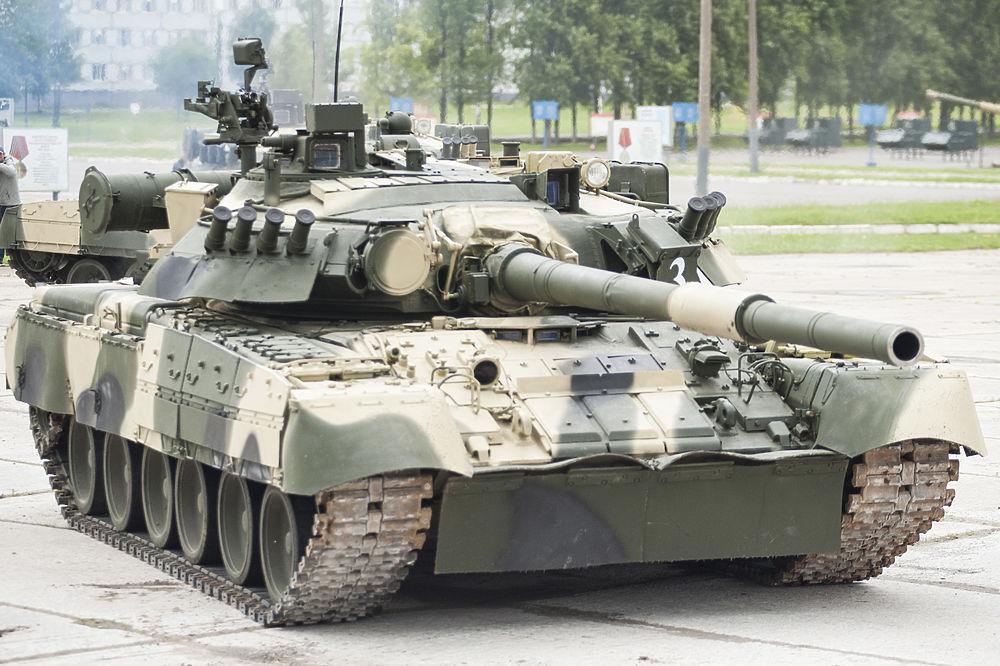 Боевая учеба в 4-й гвардейской танковой Кантемировской ордена Ленина Краснознамённой дивизии
