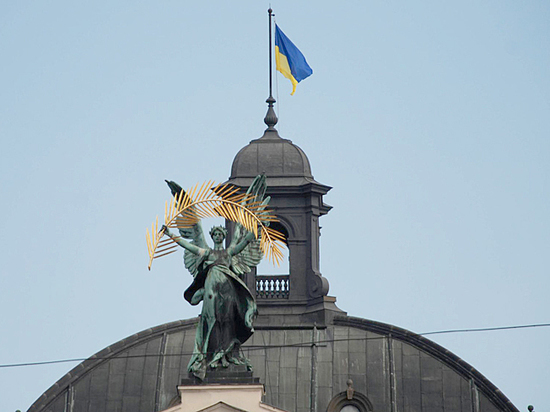 Черный Вигвам: Украина как подсознание России