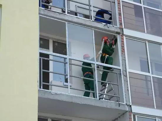 Якоб обозначил сроки по изменению фасадов многоквартирных домов