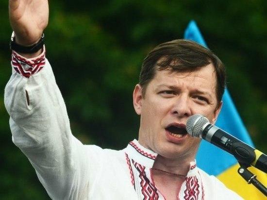 Олег Ляшко ударно представлял Киев в Страсбурге