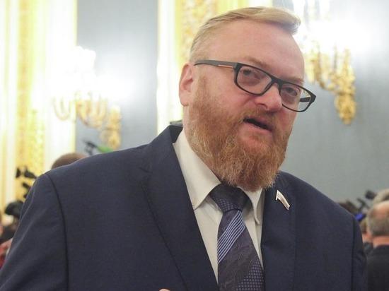Милонов насчитал много стран, которые хотели бы избрать Путина президентом